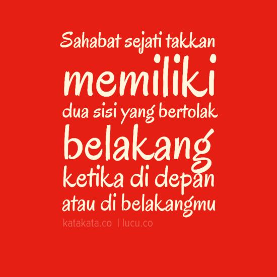 Gambar Kata kata Mutiara Persahabatan - Kata kata