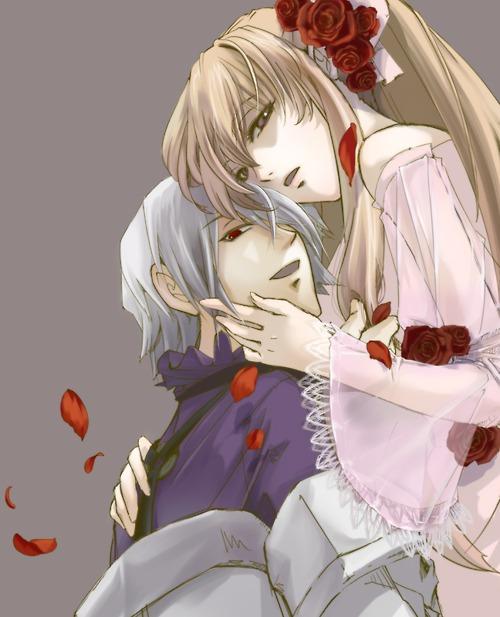 Gambar  Kartun  Romantis  Jepang  Paling Top Gambar  Unik Lucu