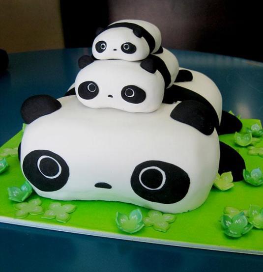 gambar kue ulang tahun buta anak-anak
