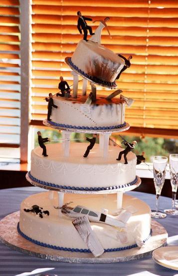 gambar kue ulang tahun james bond  unik