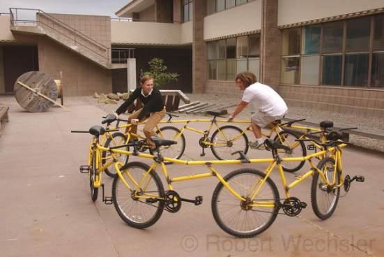 gambar sepeda unik