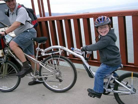 gambar sepeda yang unik
