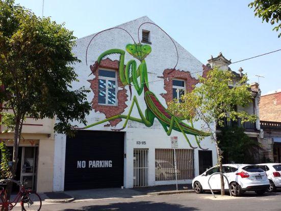 gambar lukisan dinding 3d lucu